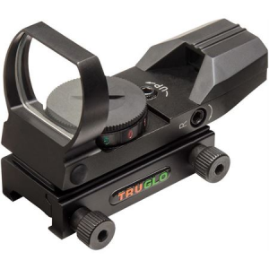 TRUGLO 8370B Dual Color Open Red-Dot Sight