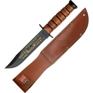 Ka-Bar 9169 U.S.M.C. OEF Afghanistan Fixed Blade Knife