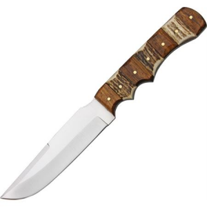 Steel Stag 7019 Stag Hunter Fixed Blade Knife