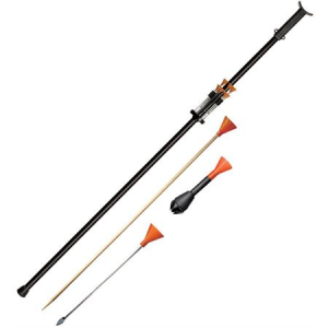 Cold Steel B6254Z Big Bore Blowgun with Effective Range Out to 20 Yards