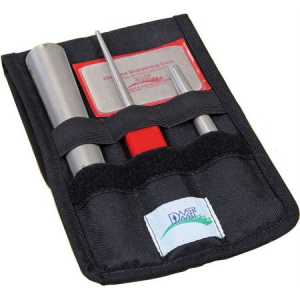 DMT TCKITF Sharpener Honing Cone Kit with Red Handle