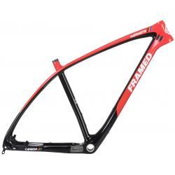 Framed Marquette Carbon Bike Frame