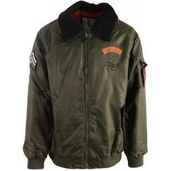 Grenade Flight w/ Sherpa Collar Snowboard Jacket