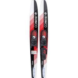 Connelly Voyage Combo Skis w/ Slide-Type ADJ Bindings