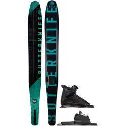 Radar Butter Knife Slalom Ski w/ Prime/ARTP Bindings