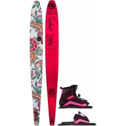 Radar Lyric Slalom Ski w/ Lyric/ARTP Bindings
