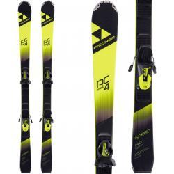 Fischer RC4 Speed Jr. Skis w/ RC4 Z9 AC Bindings