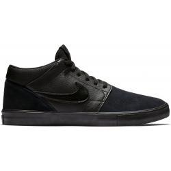 Nike SB Portmore II Solarsoft Mid Skate Shoes
