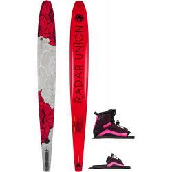 Radar Union Slalom Ski w/ Lyric/ARTP Bindings