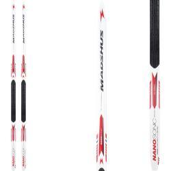 Madshus Nanosonic Carbon Classic Jr. XC Skis