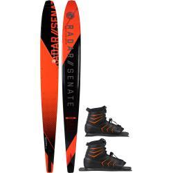 Radar Alloy Senate Slalom Ski w/ Double Vector Bindings