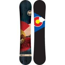 Never Summer Heritage Wide Snowboard