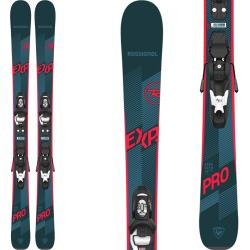 Rossignol Experience Pro Skis w/ Kid-X 4 (EU) Bindings