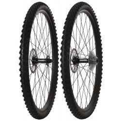 Framed Fattie Slims/Trail F135/R170 9 Speed Wheel Set