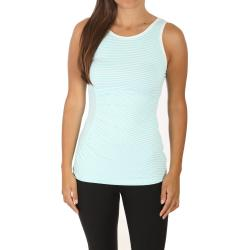 Lole Twist Tank Aqua Splash Stripe