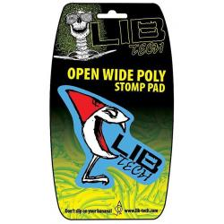 Lib Tech Open Wide Poly Stomp Pad