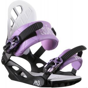 M3 Equinox 4 Snowboard Bindings