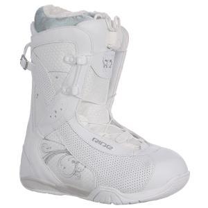 Ride Sage Snowboard Boots White