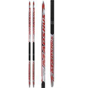 Madshus Nanosonic Carbon XC Skis w/ Rossignol Touring Bindings