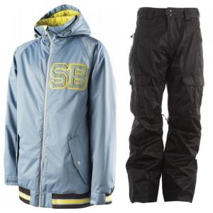 Special Blend Unit Jacket w/ Gravity Bennie Insulated Pants