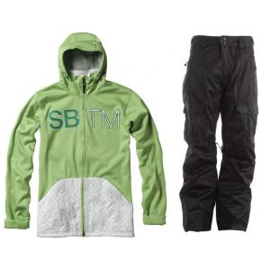 Special Blend Double Team Bonded Fleece w/ Gravity Bennie Insulated Pants