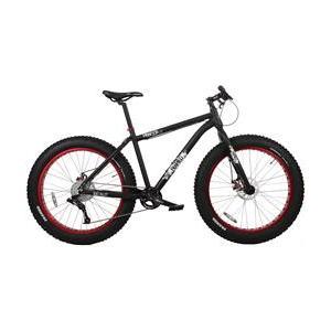 Framed Alaskan Carbon w/ Carbon Fork Fat Bike