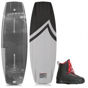 Liquid Force Rdx Wakeboard w/ Hitch Bindings