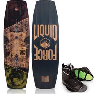 Liquid Force Verse Wakeboard w/ Transit Bindings
