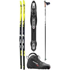 Fischer Orbiter XC Ski Package
