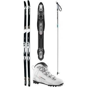 Fischer Inspire My Style XC Ski Package