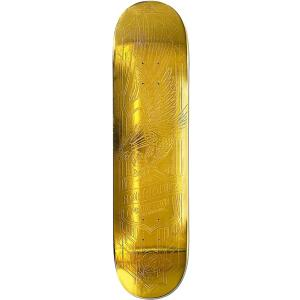 Primitive Rodriguez Gold Foil Edge Skateboard Deck