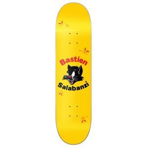 Primitive Salabanzi Black Cat Skateboard Deck