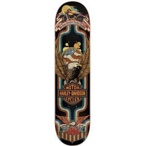 Darkstar Harley-Davidson Eagle Skateboard Deck