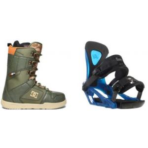 DC Phase Boots 2018 w/ Ride KX Bindings