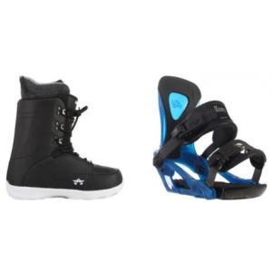 Rome Smith SE Boots w/ Ride KX Bindings