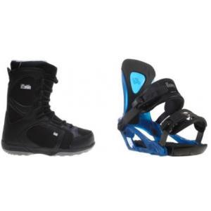Head Scout Pro Boots w/ Ride KX Bindings
