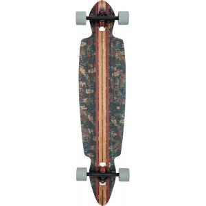 Globe Pinner Drop Through Longboard Complete