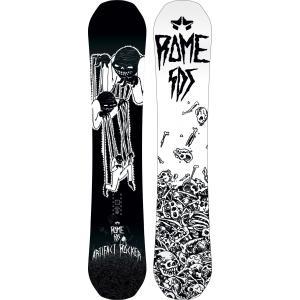 Rome Artifact Rocker Midwide Blem Snowboard