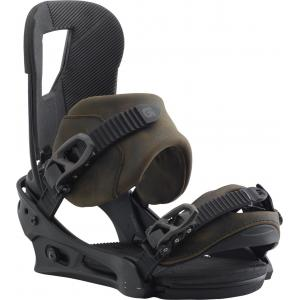 Burton Cartel Leather Snowboard Bindings