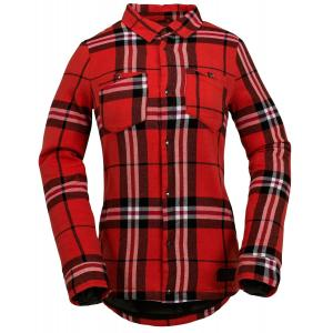 Volcom Inyoh Insulated Dwr Flannel