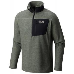 Mountain Hardwear Toasty Twill Half-Zip Fleece