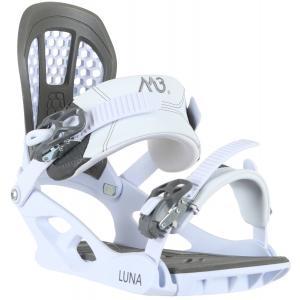 M3 Luna Snowboard Bindings