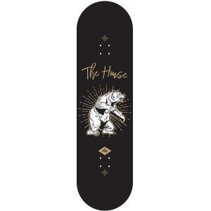 House Bear Skateboard Deck