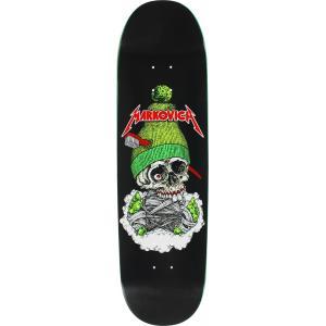 Cliche Skull Markovich Silk Screen Skateboard Deck