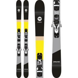 Rossignol Sprayer Skis w/ Xpress 10 Bindings