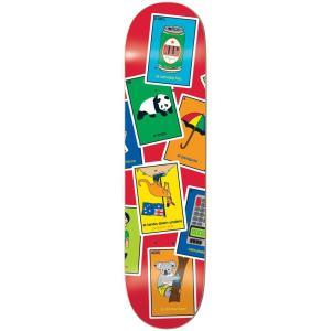 Enjoi La Loteria R7 Skateboard Deck