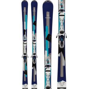 Rossignol Unique 6 Xelium Skis w/ Saphir 110 Bindings