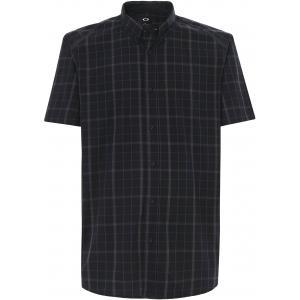 Oakley Local S/S Plaid T-Shirt