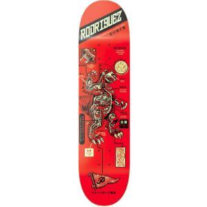 Primitive Rodriguez Kaiju Skateboard Deck