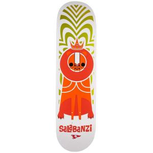 Primitive Salabanzi Pendleton Zoo Skateboard Deck